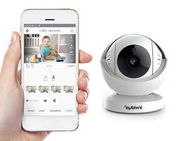invidyo A.I. - Video Baby Monitor with Crying Detection, Str